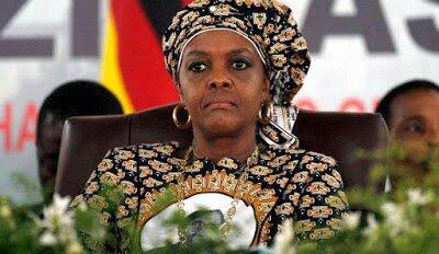Mke wa Mugabe arudi Zimbabwe licha ya kutafutwa na polisi AfrikaKusini