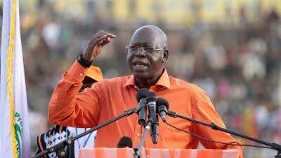 Mkuu wa Bunge la Burkina Faso ,Salif Diallo afarikidunia
