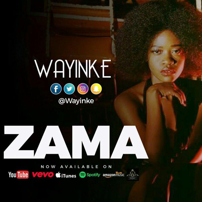 """Tazama Zama by """"Wayinke"""""""