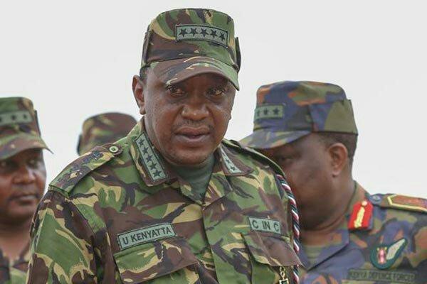 Rais Kenyatta akiri Al Shabaab wamnyimaraha